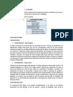 PLANTA CONCENTRADORA- FLOTACION