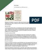 09-03-11 Republica Dominicana 'Solidaridad Con La UPR Puerto Rico'