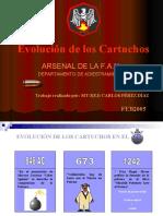 Historia Municiones Armas Portátiles