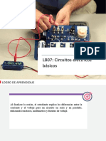 Diapositiva de laboratorio 7 de Física 2