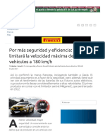 Por más seguridad y eficiencia_ Renault limitará la velocidad máxima de sus vehículos a 180 km_h - 16 Valvulas