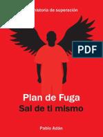 Plan de Fuga Pablo Adan