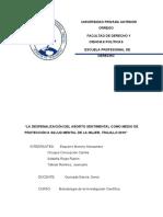 metodolofia de la inv 2.docx - Hword