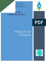 Projecto de Vias de Comunicação 1