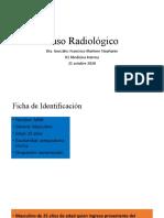 Caso Radiológico
