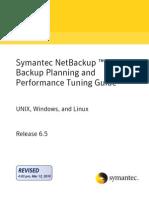 Netbackup Planning Guide 307083