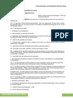 01 Plano Nacional de Educação( PNE 2014-2024)