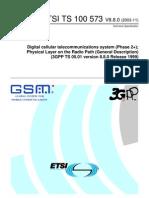3GPP TS 05.01
