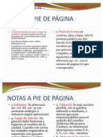 4. NOTAS A PIE DE PÁGINA
