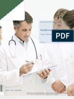 Healthcare report 2009