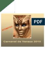 Carnaval de Veneza 2010