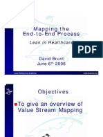 value stream mapp