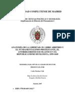 ANATOMIA DE LA LIBERDAD - LIVRO COMPLETO