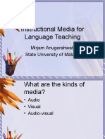 why use instructional media_Lecture