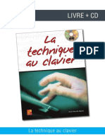 TechniqueClavier