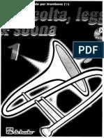 De Haske Trombone Chiave Basso