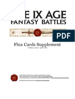 T9A-FB Flux Cards Supplement 1 En