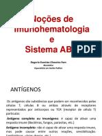 Imunohematologia e Sistema Abo 731041 160810233800