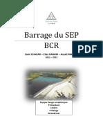 3A ProjetBarrage Rapport
