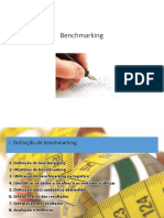 UFCD 0479_Definição de Benchmarking