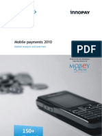 Mobile payments 2010