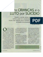 DOSSIÊ PSICOLOGIA DA MORTE - As Crianças  o Luto por Suicídio - REVISTA PSIQUE, N. 107
