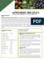 NITROGENO SRN 25 PDF