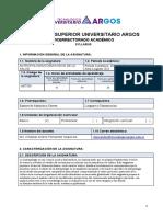 DESCARGE SYLLABUS COMPLETO DEL CURSO ANTROPOLOGIA