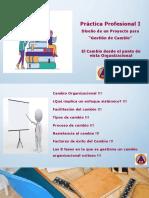 IIDE - PPI - Ppt5 - Cambio Organizacional