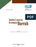 analisis lap keuangandaerah