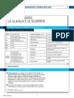 ITALY - DOCENTI  - STORIALIVE - 2016 - Unità didattiche semplificate - PDF - Rinascimento