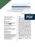 CAVALCANTI; LEITE, 2019 - Interdisciplinaridade e estudos métricos da informação - contribuição para a análise nas Ciências Ambientais