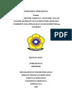 Paper Riset Operassional Febri Irawan 05091002006