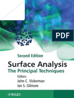 Surface Analysis_ The Principal Techniques