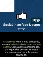 Social Interface Design