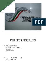 Ponencia delitos fiscales