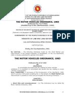 the_motor_vehicles_ordinance_1983_ordinance_no_lv_of_1983