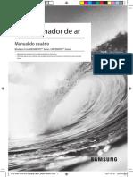 Manual de Operação e Manutenção Wind Free
