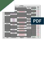 Assignment dateline