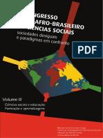 Atas Congresso Luso Afro Brasileiro Volume03