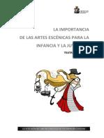 Documento Informativo Formación Curso Cfie Abril 2021 Teatro y Escuela