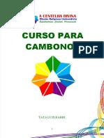 CURSO DE CAMBONE