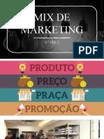 Mix (Composto) de Marketing N7 2021.1 (Manhã)