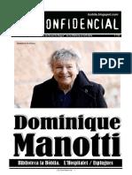 L'H Confidencial 133. Dominique Manotti