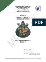 ICT_JAVA1-Grade11 - IntroToNumberSystems