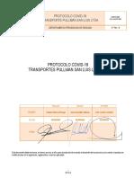 Psl Sg Prt 001 Protocolo Covid 19 v.8 Ltda