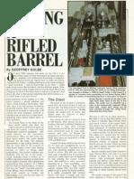 THE MAKING OF A RIFLED BARREL - Target Gun - Kolbe