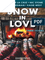 Snow in Love - Antologia