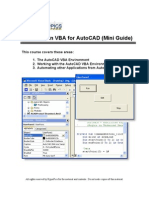 Introduction VBA for AutoCAD (Mini Guide)_ HyperPics