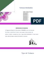 Webinar Violencia Intrafamiliar